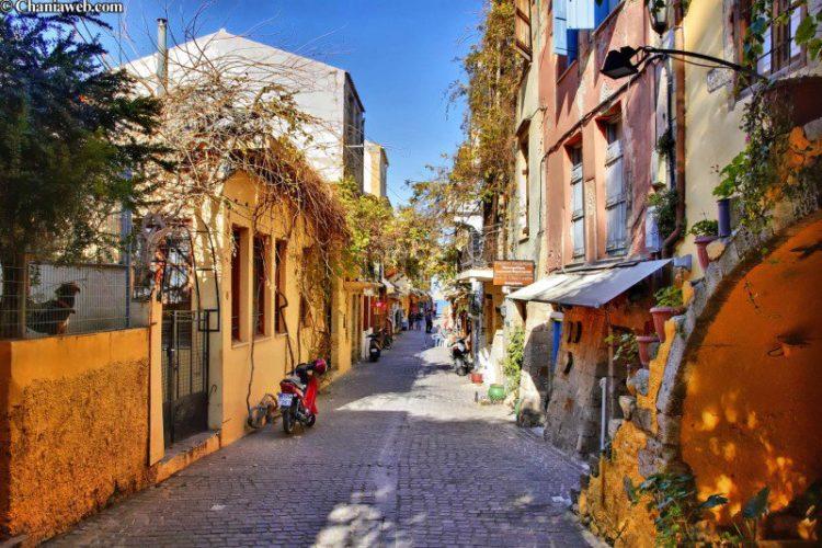 Συνεχίζονται την Κυριακή οι ξεναγήσεις στην παλιά πόλη των Χανίων