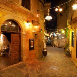 Ανάδειξη των μνημείων της Παλιάς Πόλης των Χανίων, μέσω εικονικής περιήγησης και προβολής