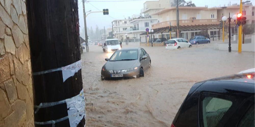 Άνοιξε ο δρόμος των αποζημιώσεων σε όλους επλήγησαν από την πλημμύρα του Φεβρουαρίου