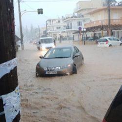 Πλημμύρες: Θα ανασχεδιαστεί ο κόμβος του Κλαδισού. Μελέτη θωράκισης των κατοίκων σε Καλαμάκι, Σταλό και Αγ.Μαρίνα