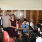 Μαθητές από το Calw της Γερμανίας στα Χανιά