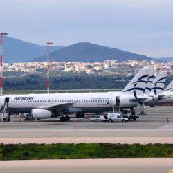 Νέες ώρες για τις πτήσεις της Aegean από και προς Χανιά για τους επόμενους μήνες