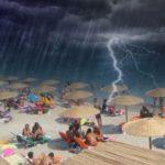 «Νεφέλη» το νέο κύμα κακοκαιρίας που περνά από την Ελλάδα. Την Πέμπτη θα έρθει και στην Κρήτη