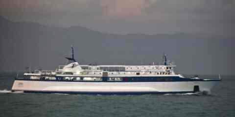 Βλάβη στο πλοίο της γραμμής Κύθηρα - Κίσσαμος