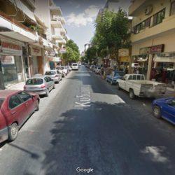 Κλειστή την Κυριακή η οδός Κυδωνίας, λόγω αποκατάστασης της ασφάλτου