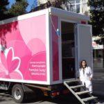 Φωταγωγείται το κτίριο της Περιφέρειας, στον αγώνα κατά του καρκίνου του μαστού