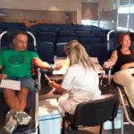 Μεγάλη ανταπόκριση στην εθελοντική αιμοδοσία της ΑΝΕΚ