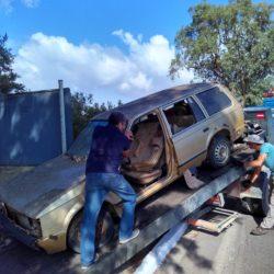 Απομακρύνθηκαν εγκαταλελειμμένα οχήματα από τον δήμο Πλατανιά