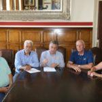 Υπεγράφη σύμβαση για την αντιπλημμυρική μελέτη του ποταμού Κοιλιάρη