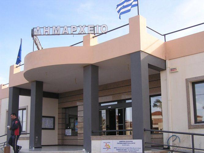 Δύο συμβάσεις οδοποιίας υπεγράφησαν στον δήμο Πλατανιά