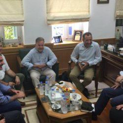 Κλιμάκιο του ΟΠΕΚΕΠΕ συναντήθηκε με φορείς της Κρήτης