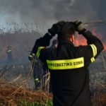 Υψηλός σήμερα ο κίνδυνος πυρκαγιάς σε όλη την Κρήτη