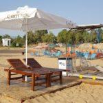 Εξοπλισμός για τη διευκόλυνση των λουομένων σε παραλίες του Δήμου Χανίων