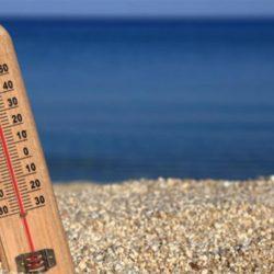 Ρεκόρ υψηλής θερμοκρασίας κατέγραψε και ο φετινός Οκτώβριος