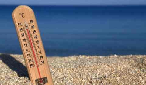 """""""Τερμάτισε"""" το θερμόμετρο χθες στα Χανιά. Στους 38,3 έφθασε στο Ακρωτήρι"""