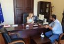 Συνεργασία Αποκεντρωμένης Διοίκησης και Περιφέρειας Κρήτης, στην Πολιτική Προστασία
