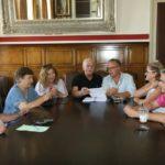 Σύσκεψη για τις παρεμβάσεις που θα γίνουν στις καμένες από τις πρόσφατες πυρκαγιές εκτάσεις