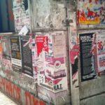 Την εφαρμογή του νόμου για την παράνομη αφισοκόλληση ζητούν οι ξενοδόχοι των Χανίων