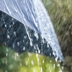 Μεγάλα ύψη βροχής και σημαντική μεταφορά σκόνης από σήμερα μέχρι και την Παρασκευή