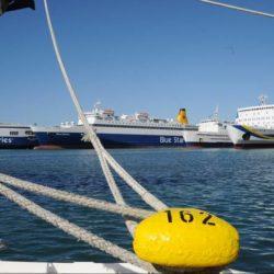 Νέα 24ωρη απεργία των ναυτικών σήμερα. Δεμένα τα πλοία παρά την δικαστική απόφαση