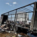 Από βραχυκύκλωμα ξεκίνησε η φωτιά στο «Ελευθέριος Βενιζέλος» της ΑΝΕΚ