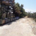Καθαρισμός παράνομης χωματερής στο Κολυμπάρι
