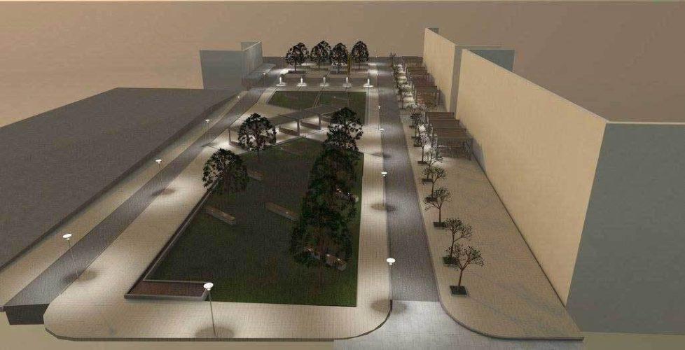 Υπεγράφη μελέτη για την βιοκλιματική αναβάθμιση της πλατείας Σούδας