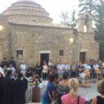 Τελείται και φέτος η Ευλογία των καρπών, στην Ροτόντα της Επισκοπής Κισάμου