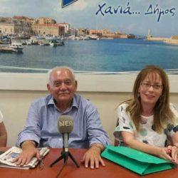 Επίθεση Σκουλάκη κατά πάντων για ΒΟΑΚ και έργα στον δήμο Χανίων
