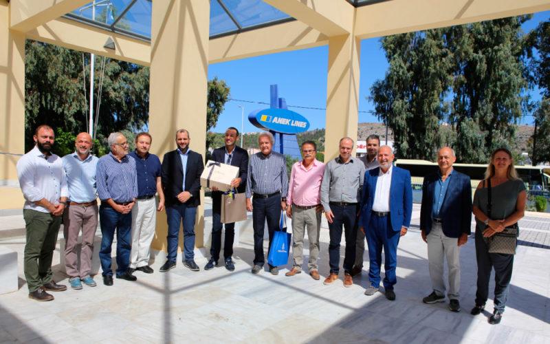 Κοινή πορεία συνεργασίας του Πλατανιά με την Fermo της Ιταλίας