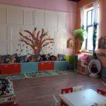 Αγιασμός στον ανακαινισμένο παιδικό σταθμό Καμισιανών