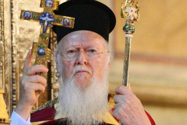 Στα Χανιά, 2 και 3 Οκτωβρίου ο Οικουμενικός Πατριάρχης κ.κ.Βαρθολομαίος