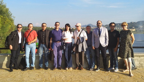 """Στα Τίρανα η 1η διοικητική συνάντηση του """"Interreg Adrion"""" με την συμμετοχή του ΕΒΕΧ"""