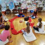 """Ολοκληρώθηκε η """"Καλοκαιρινή Εκστρατεία Ανάγνωσης & Δημιουργικότητας 2018"""" στις Βιβλιοθήκες του Δήμου Χανίων"""