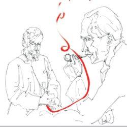 """Παρουσίαση βιβλίου της Μαρίας Χατζηαποστόλου στον """"Κήπο"""""""