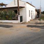 Ο δήμος Πλατανιά «μαζεύει» τις λακκούβες από έργα της ΔΕΥΑΒΑ