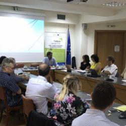 Η Περιφέρεια Κρήτης συμμετέχει στο περιβαλλοντικό πρόγραμμα «ΤΑΝΙΑ»