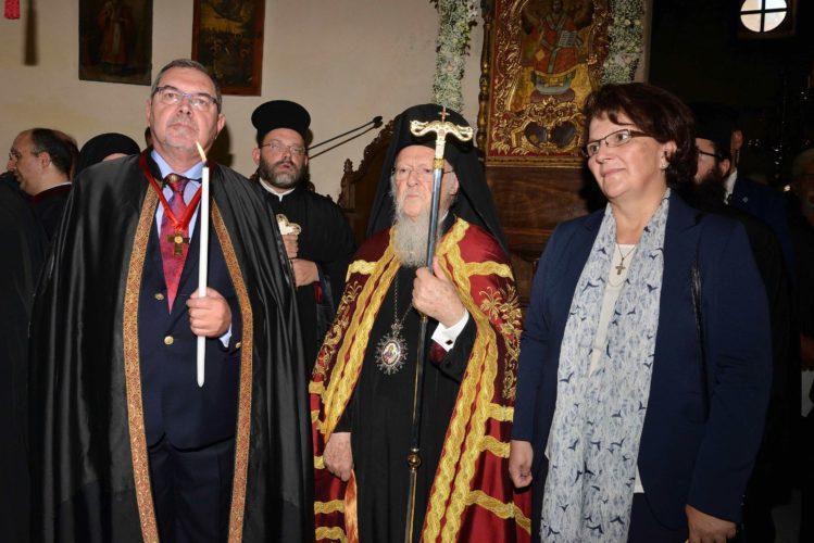 Ευχαριστήριο των εργαζομένων της ΟΑΚ προς τον Οικουμενικό Πατριάρχη