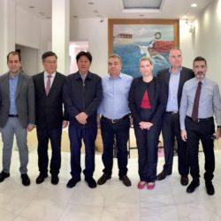 Κορυφαίοι Κινέζοι παράγοντες στην Κρήτη για συζητήσεις συνεργασίας σε τουρισμό, πολιτισμό και αθλητισμό