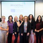 Περιφέρεια: Συνάντηση στο Βέλγιο για το έργο BRANDTour