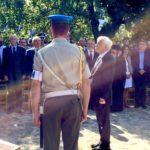 Στους μαρτυρικούς τόπους και επίσημα ο Καλλικράτης Σφακίων