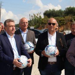 Στην διάθεση των πολιτών το ανακαινισμένο δημοτικό γήπεδο Βαρυπέτρου