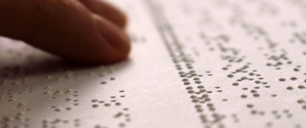 Υποχρεωτικός στα καταστήματα εστίασης, ο τιμοκατάλογος στην γλώσσα των τυφλών