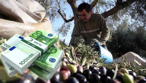 """Στους λογαριασμούς των αγροτών τα ποσά της ενιαίας ενίσχυσης και του """"πρασινίσματος"""""""