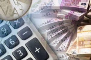 Στα 952 ευρώ ο μέσος φόρος εισοδήματος το 2021