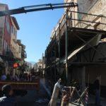 Ξεκίνησαν οι εργασίες ανάπλασης της οδού Χάληδων