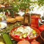 Η Περιφέρεια Κρήτης αναδεικνύει τα ιδιαίτερα χαρακτηριστικά της κρητικής διατροφής