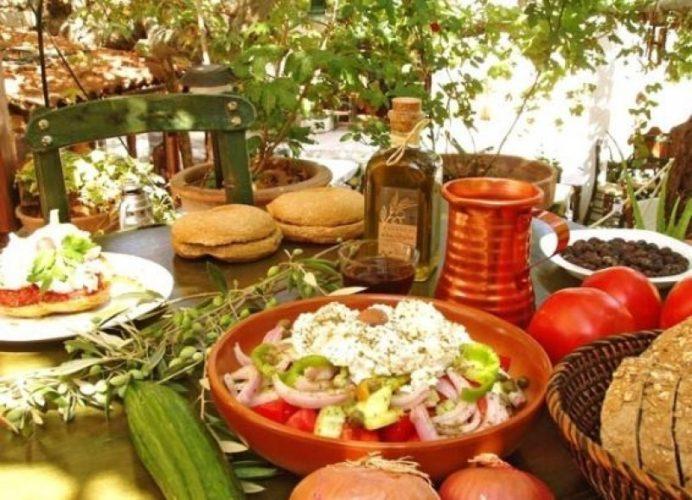 Στην Κύπρο 1η γιορτή παραδοσιακής διατροφής Κύπρου-Κρήτης