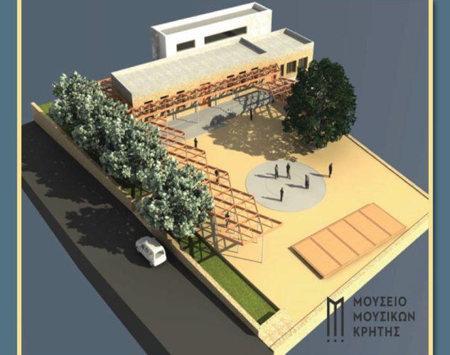 Μουσείο Μουσικών Κρήτης θα δημιουργηθεί στις Λουσακιές Κισάμου