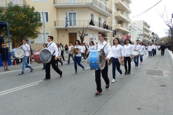 Το πρόγραμμα των εκδηλώσεων της 28ης Οκτωβρίου στα Χανιά